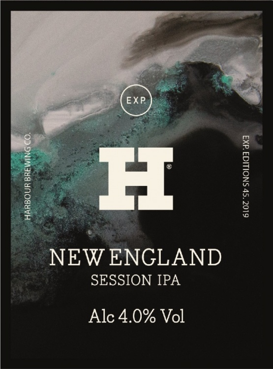 Harbour New England Session IPA 4% 9g (E-Cask)