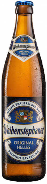 Weihenstephaner Original Helles 5.1% 1 x 500ml Bottles