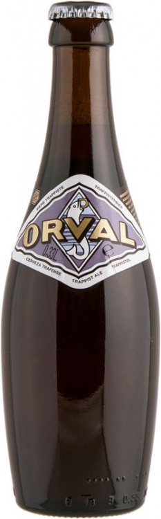 Orval Trappist Beer 6.2% 1 x 330ml Bottles