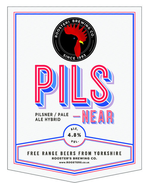 Roosters Pilsnear 4.8% 9g