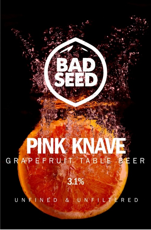 Bad Seed Pink Knave 3.1% 9g (E-Cask)