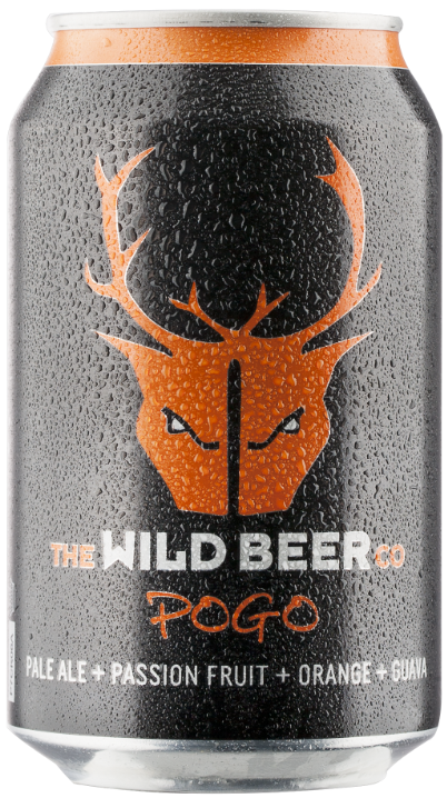 Wild Beer Co Pogo 4.1% 24 x 330ml Cans