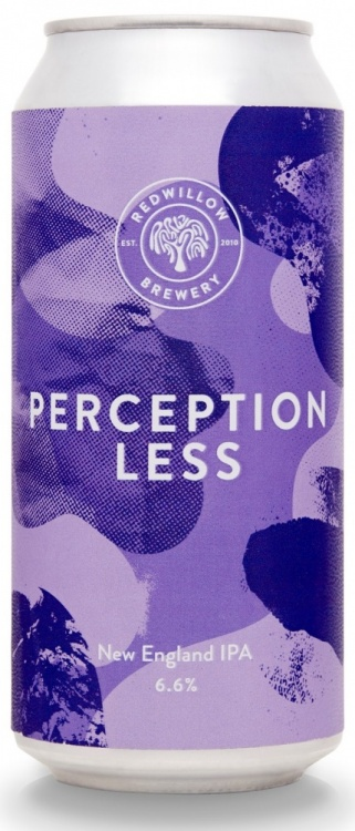 Red Willow Perceptionless 6.6% 12 x 440ml Cans