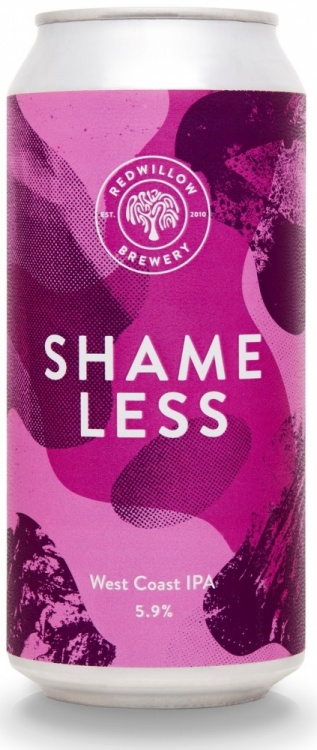 Red Willow Shameless 5.9% 1 x 440ml Cans