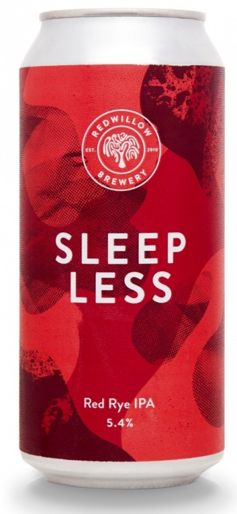 Red Willow Sleelpless 5.4% 1 x 440ml Cans