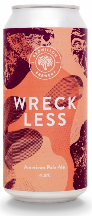 Red Willow Wreckless 4.8% 1 x 440ml Cans