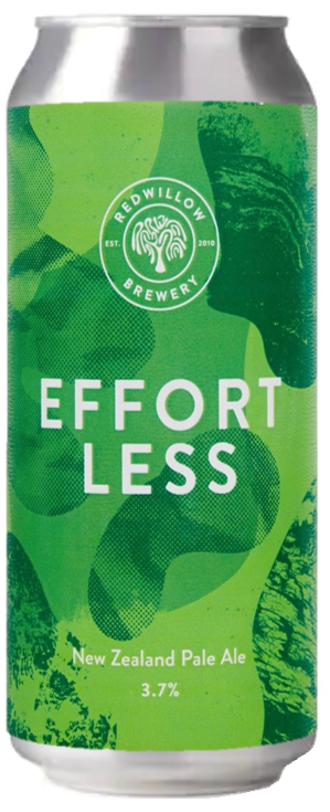 Red Willow Effortless 3.7% 1 x 440ml Cans