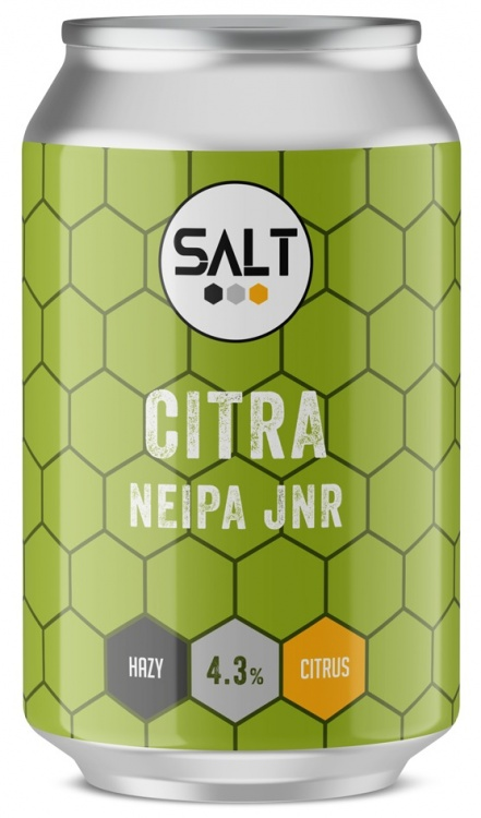 Salt Citra NEIPA 4.3% 12 x 330ml Cans