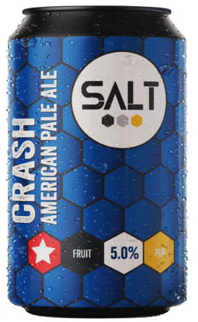 Salt Crash 5% 1 x 330ml Cans