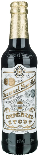 Samuel Smith Imperial Stout 7% 24 x 355ml Bottles