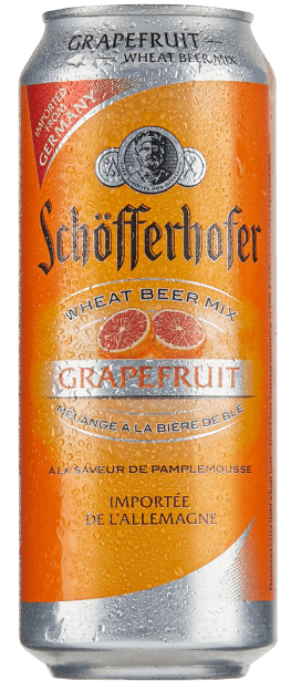 Schöfferhoferr Grapefruit 2.5% 1 x 500ml Cans