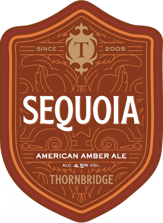 Thornbridge Sequoia 4.5% 9g