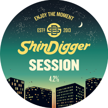Shindigger Session IPA 4.2% 30L (E-Keg)