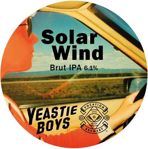 Vocation Solar Wind 6.1% 30L (E-Keg)