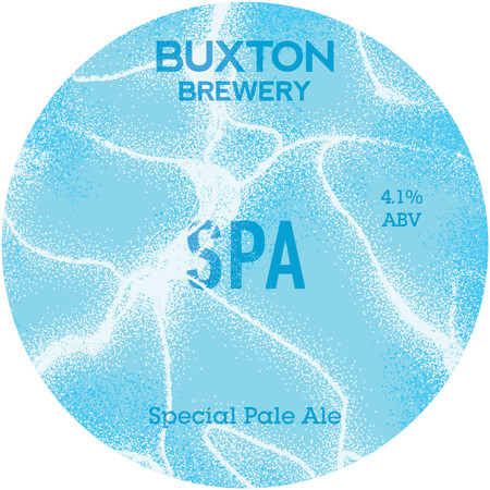 Buxton Spa 4.1% 9g (KS-Cask)