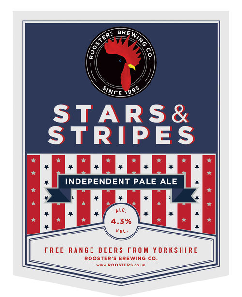 Roosters Stars & Stripes 4.3% 9g