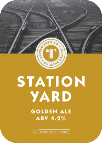 Tapped Brew Co Station Yard 4.2% 9g