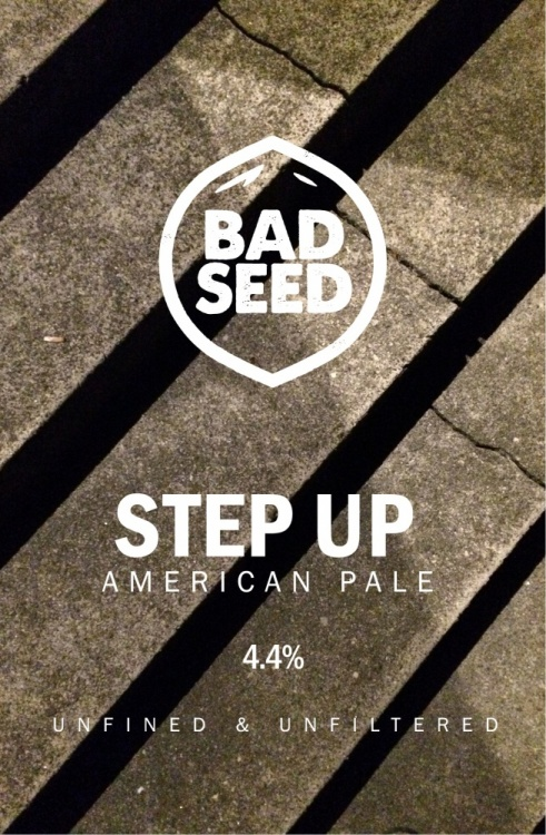 Bad Seed Step Up 4.4% 9g (E-Cask)