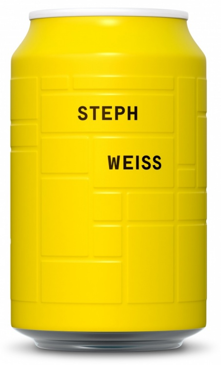 And Union Steph Weiss 5% 24 x 330ml Cans