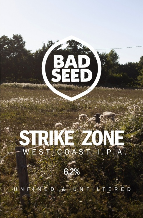 Bad Seed Strike Zone 6.2% 9g (E-Cask)