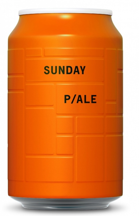 And Union Sunday Pale Ale 5.5% 24 x 330ml Cans