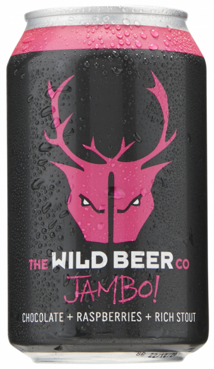 Wild Beer Co Jambo 7.5% 24 x 330ml Cans
