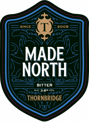 Thornbridge Made North 3.8% 9g