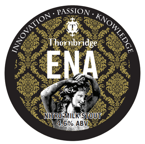 Thornbridge Ena 'NITRO' 4.6% 30L Key Keg