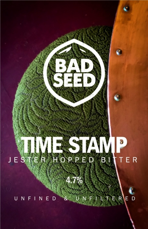 Bad Seed Time Stamp 4.7% 9g (E-Cask)