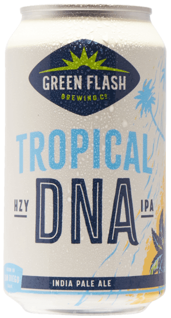 Green Flash Tropical DNA 7% 12 x 355ml Cans