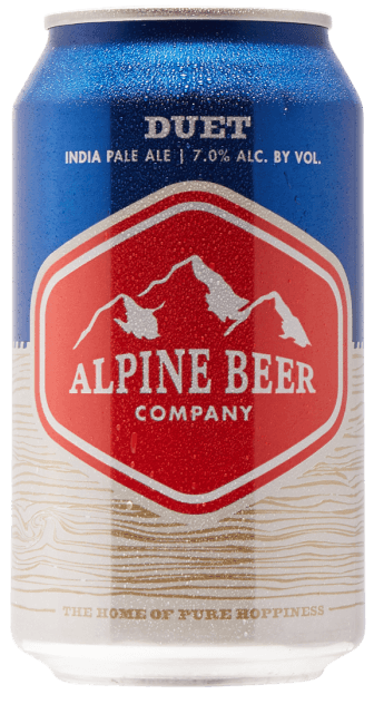 Alpine Duet 7% 12 x 355ml Cans