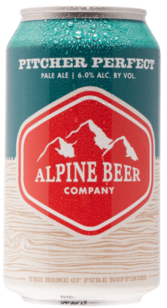 Alpine Pitcher Perfect 6% 12 x 355ml Cans
