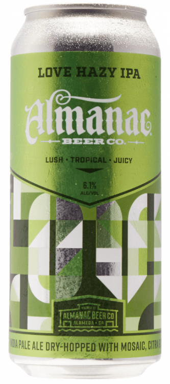 Almanac Love IPA 6.1% 12 x 473ml Cans
