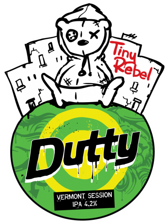 Tiny Rebel Dutty 4.2% 9g (E-Cask)