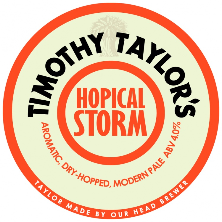 Timothy Taylor's Hopical Storm 4% 30L (E-Keg)