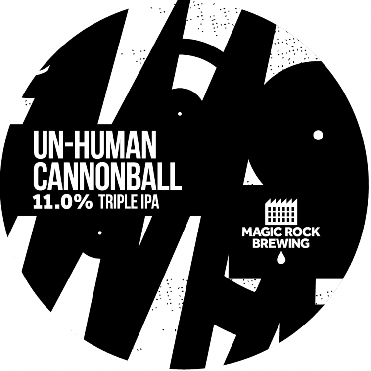 Magic Rock Un Human Cannonball 11% 20L Key Keg