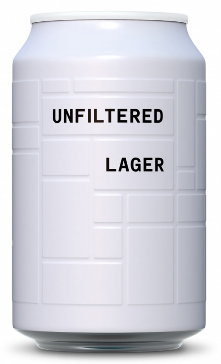 And Union Unfiltered Lager 5% 24 x 330ml Cans