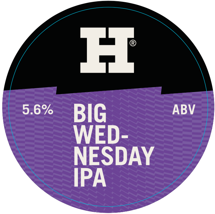 Harbour Big Wednesday IPA 5.6% 30L (E-Keg)