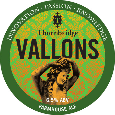 Thornbridge Vallons 6.5% 30L Key Keg