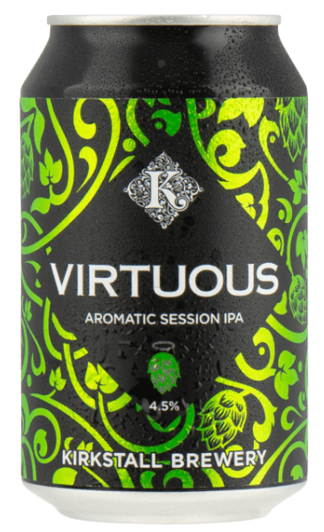 Kirkstall Virtouos 4.5% 1 x 330ml Cans