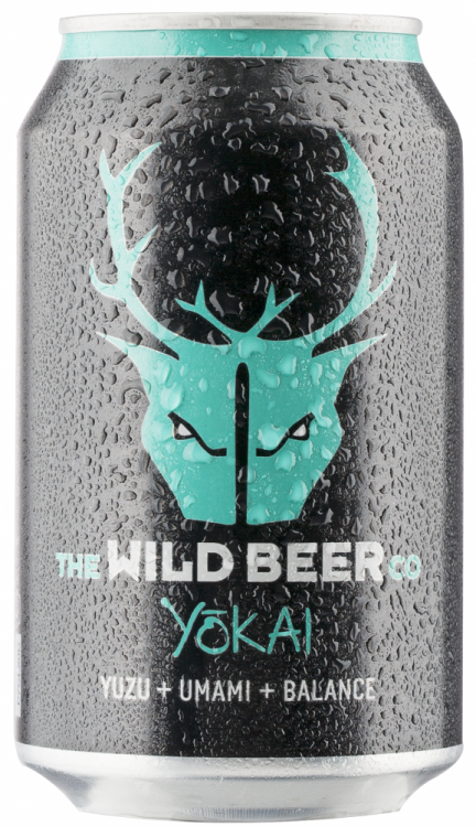 Wild Beer Co Yokai 4.5% 12 x 330ml Cans