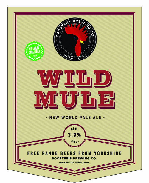 Roosters Wild Mule 3.9% 9g
