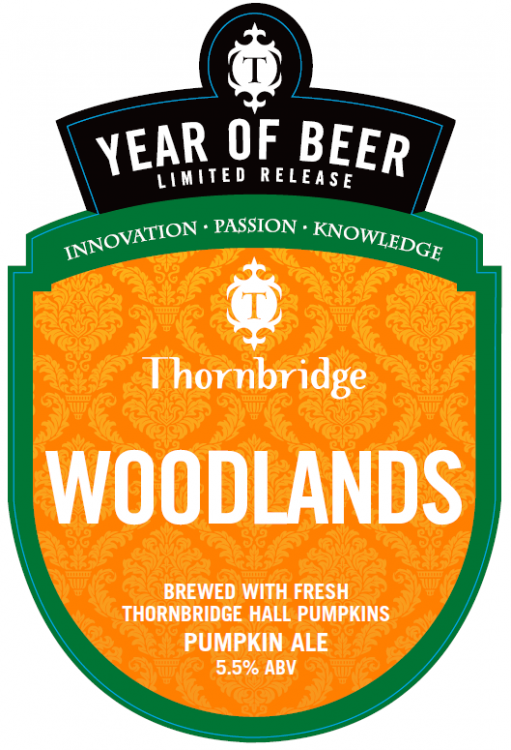 Thornbridge Woodlands 5.5% 9g