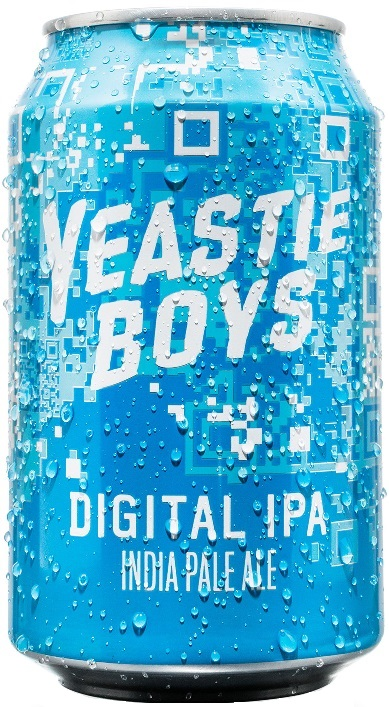 Yeastie Boys Digital IPA 5.7% 1 x 330ml Cans