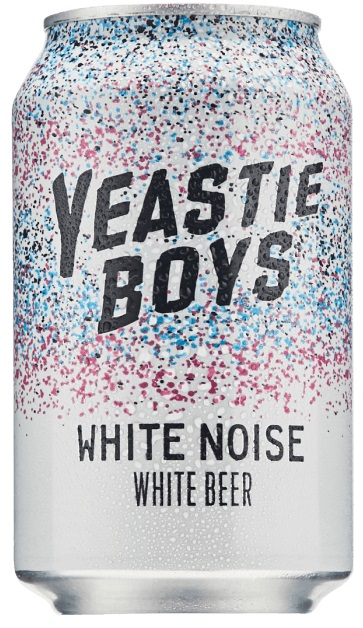 Yeastie Boys White Noise 4.4% 1 x 330ml Cans