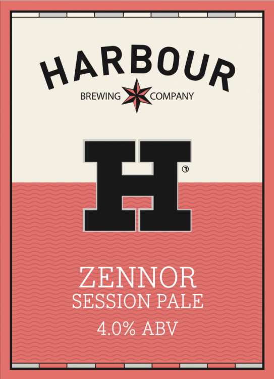 Harbour Zennor 4% 9g (E-Cask)